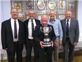 Manfield Cup Presented to the Club